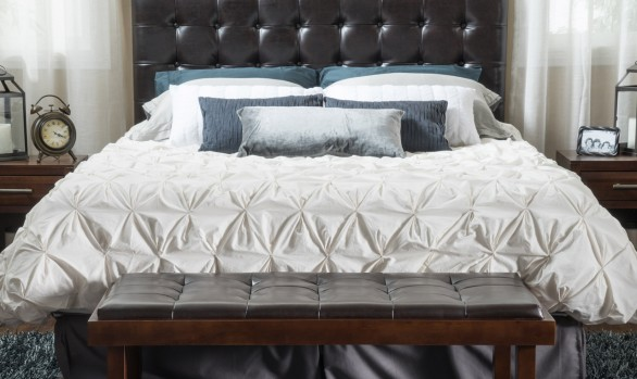 Christopher Knight Home Morris Tufted Adjustable Headboard