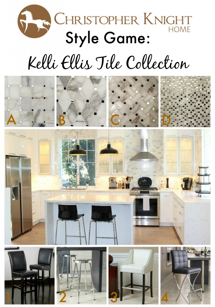 Style Game Kelli Ellis Tile Collection Christopher