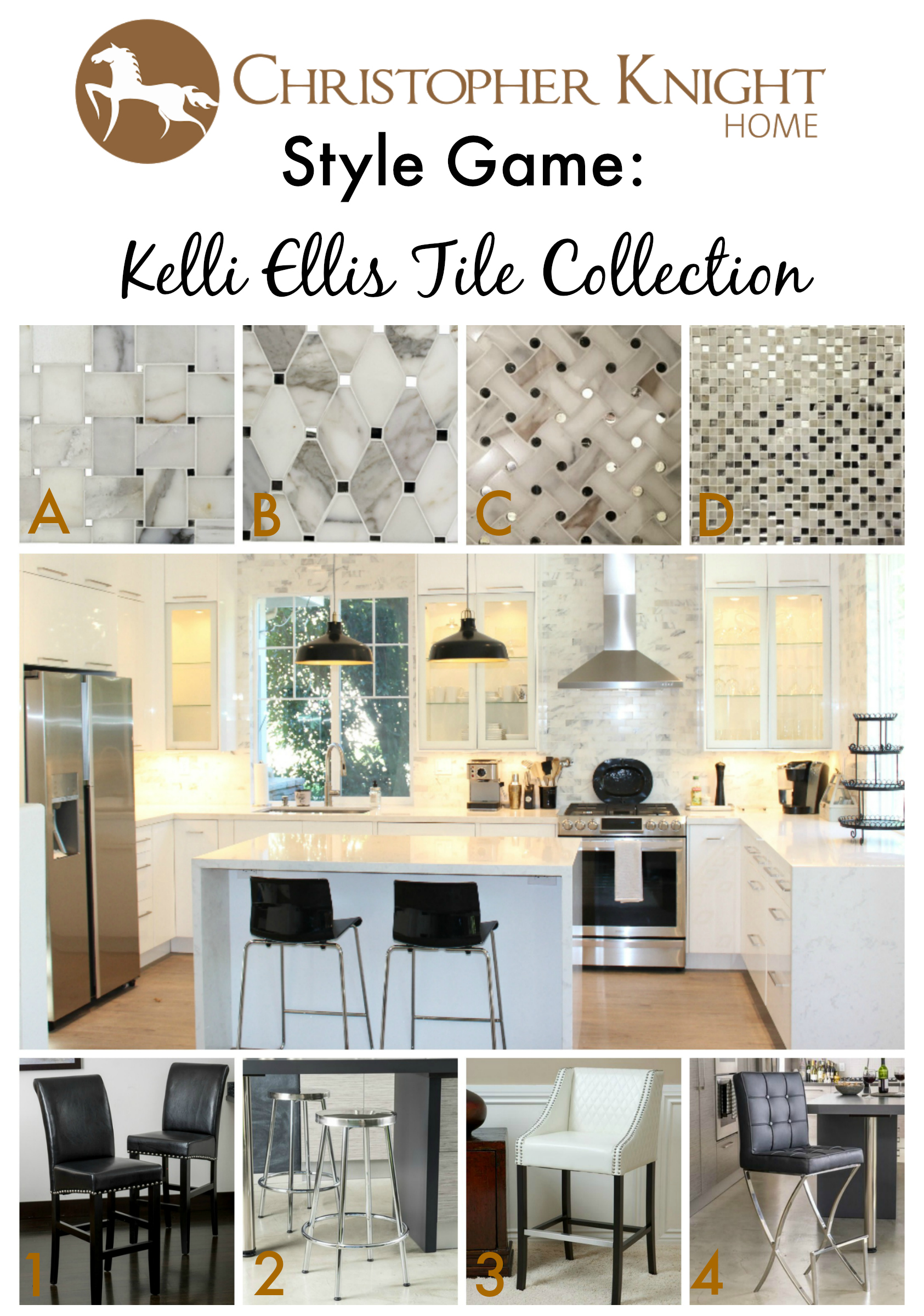 Style Game Kelli Ellis Tile Collection Christopher
