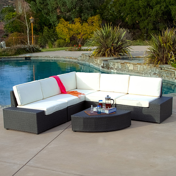 You Can Purchase The Christopher Knight Santa Cruz 6 Piece Outdoor Sofa At  These Online Retailers.