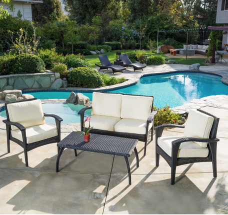 Christopher knight speaks about the honolulu outdoor 4 for Outdoor furniture overstock