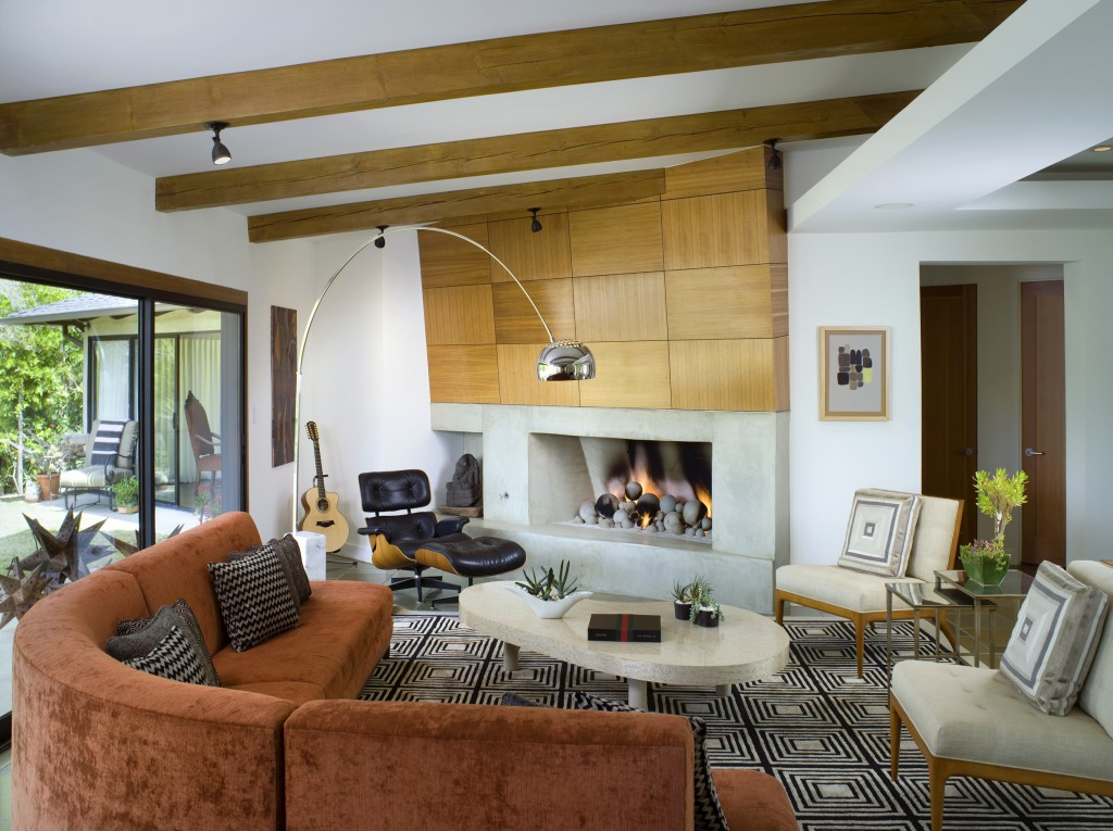Lori Dennis Living Room