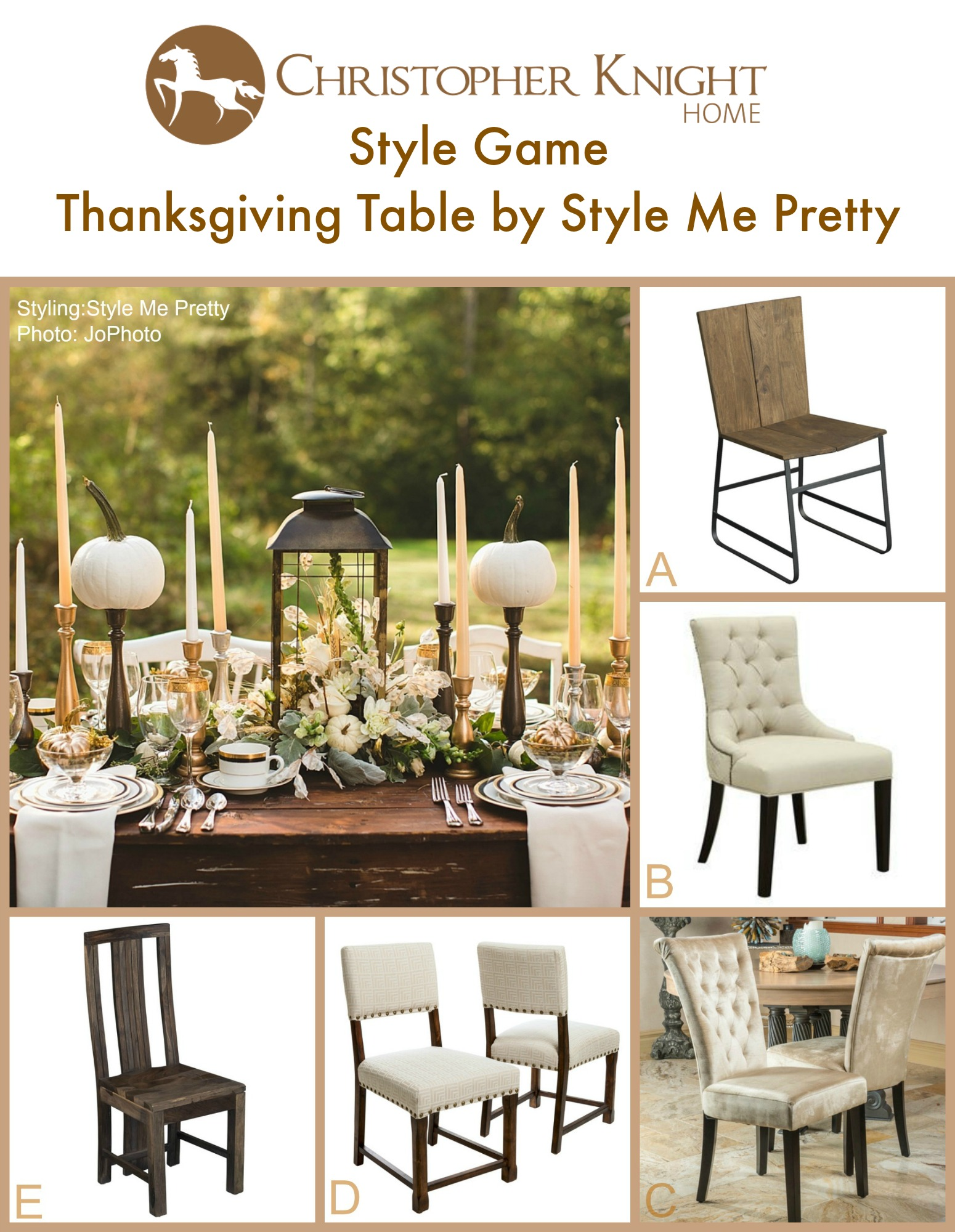 Style game thanksgiving table by style me pretty christopher thanksgiving style game watchthetrailerfo