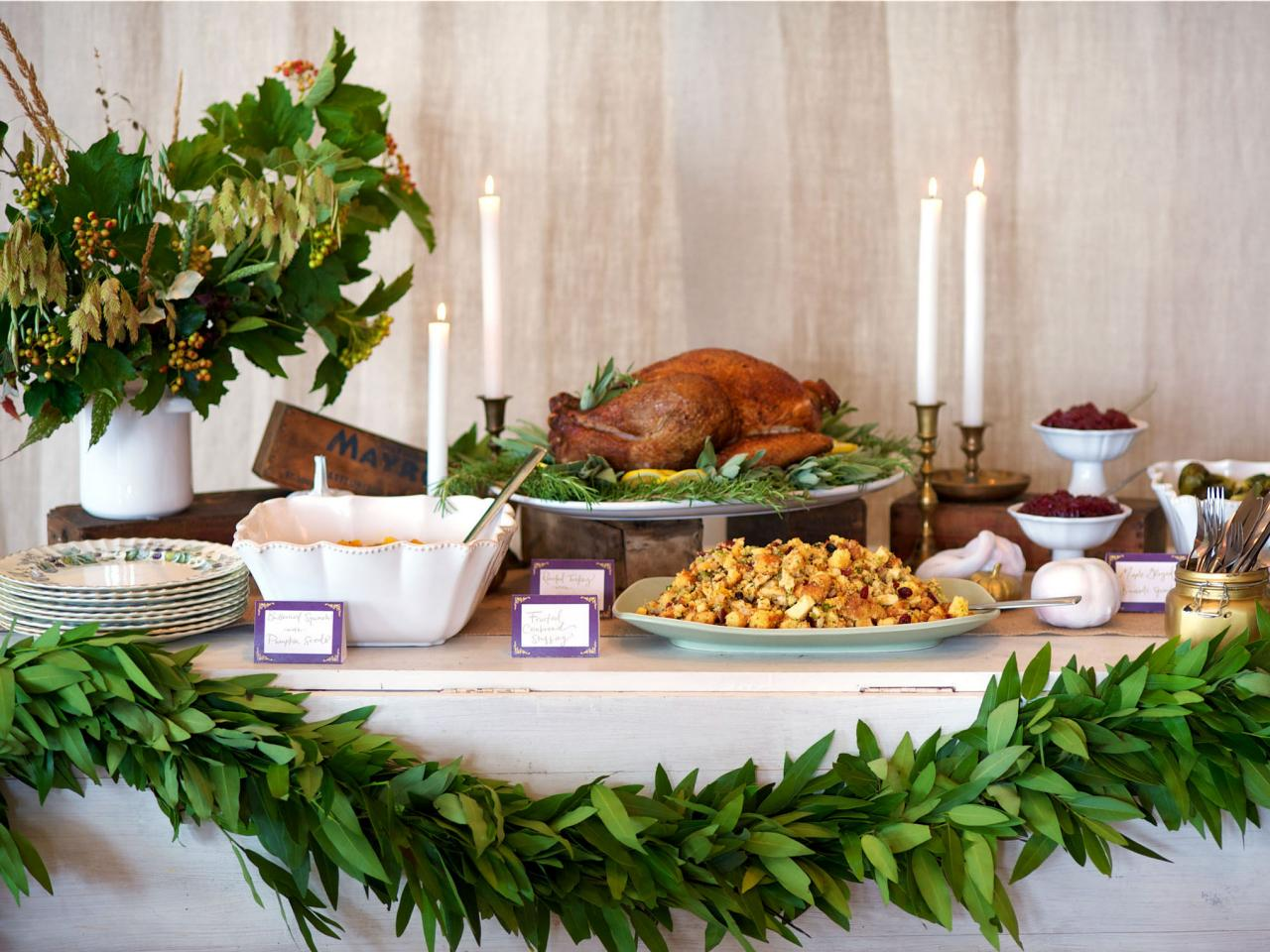 Tips for a Fabulous Thanksgiving   Christopher Knight Home
