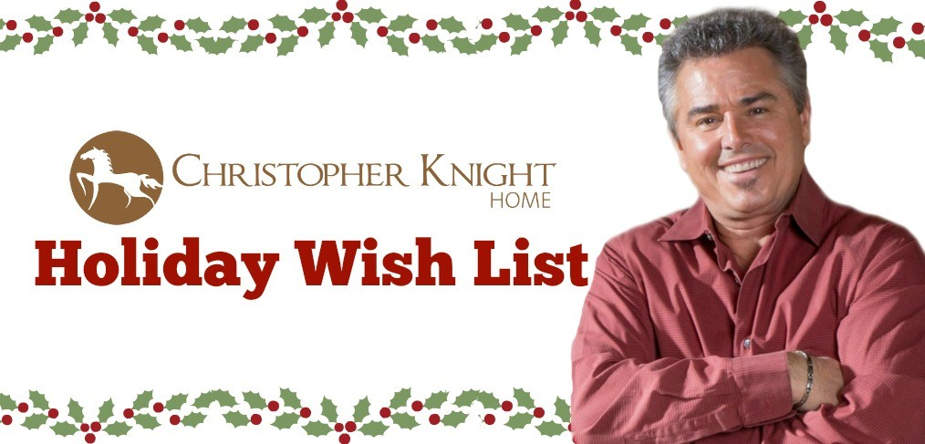 2015 Holiday Wish List