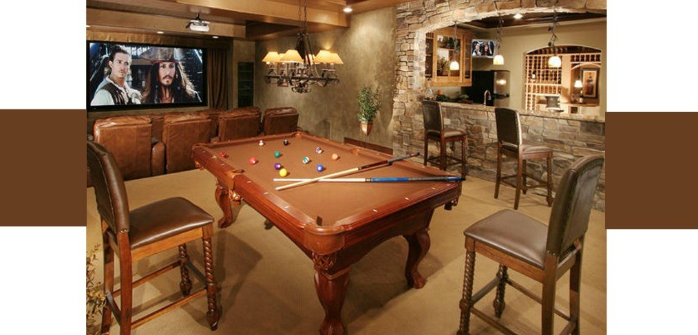 Man Cave Style Game