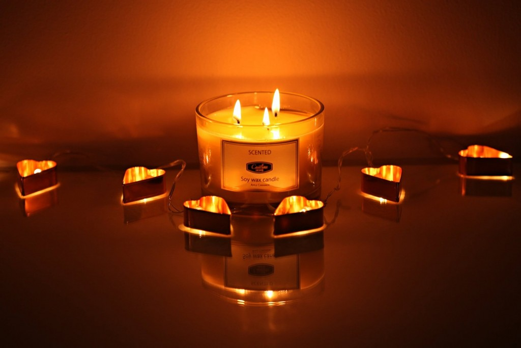 Minimalist Candle Fireplace Bedrooms Photo Of The Week 003 Candles ...