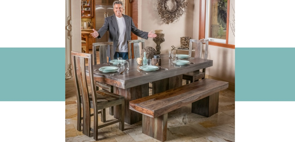 Creative dining room designs christopher knight home for Dining room styles 2016