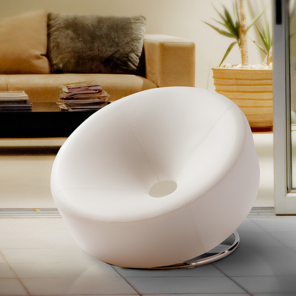 In The Best Of The Bunch 0 Comments. Share. Post TagsAccent ChairModern  Round Bonded Leather ...