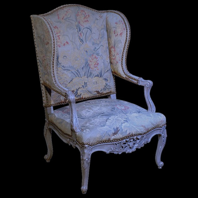 Elegant Can Furniture Be Haunted?   Chair Of Death