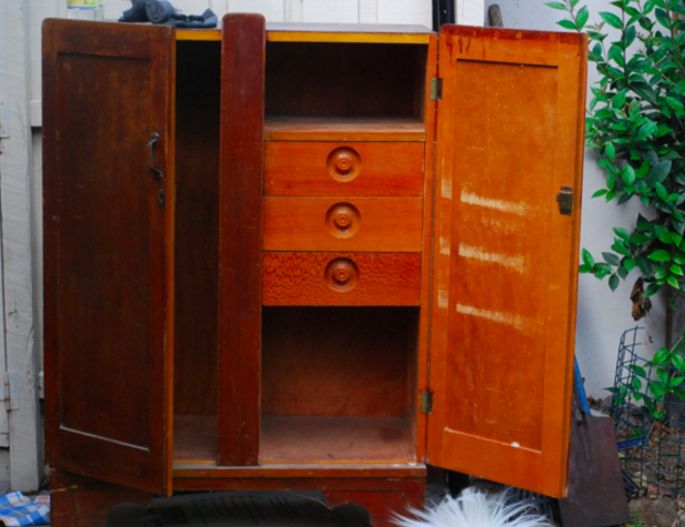 Can Furniture Be Haunted?   The Whispering Wardrobe
