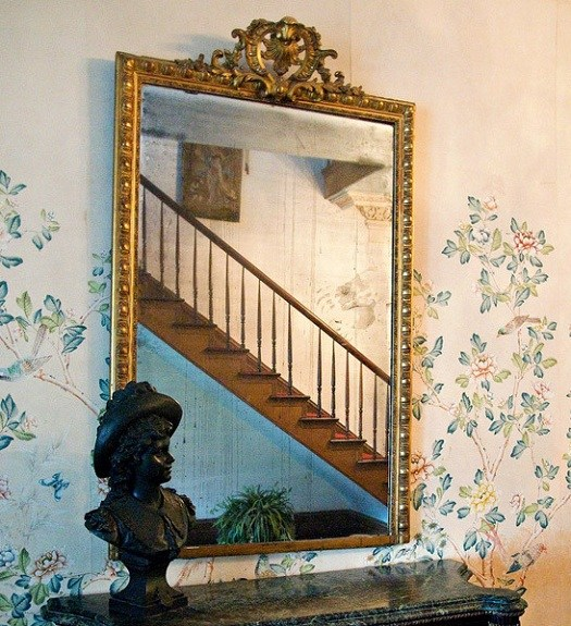 Can Furniture Be Haunted? - 4.The Haunted Slave Mirror of Louisiana