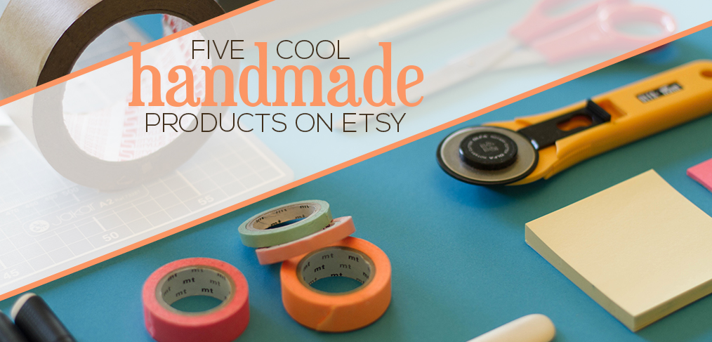 5 cool handmade products on etsy christopher knight home for Cool house products