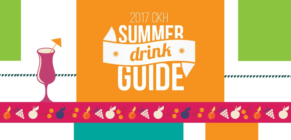 Summer Drink Guide